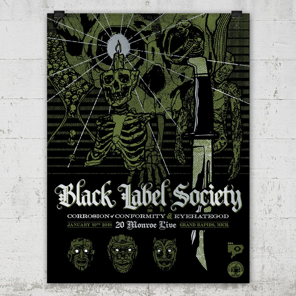 Image of Black Label Society (Grand Rapids, MI)