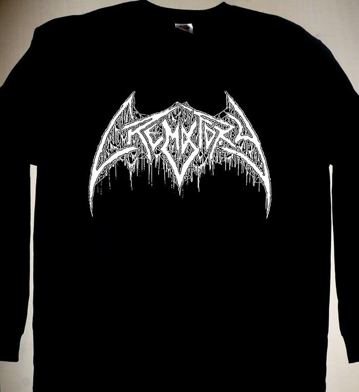 """Image of Crematory """"Logo"""" Long Sleeve T SHIRT"""