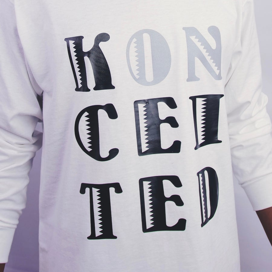 Image of Konceited ON Stacked Long Sleeve