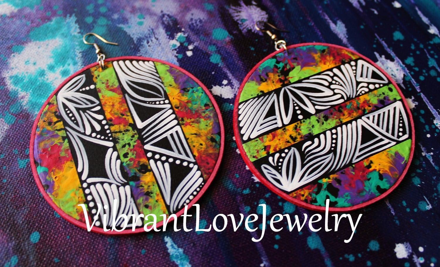 Image of Double Up Earrings!