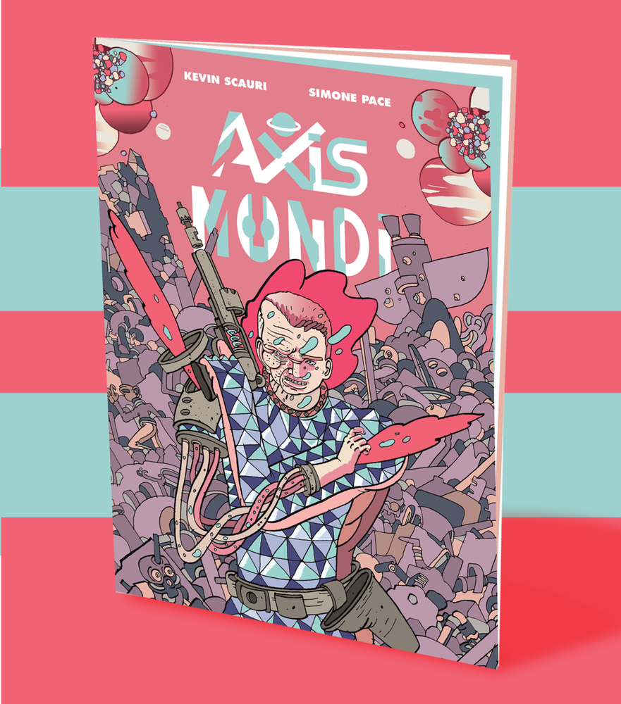 Image of Axis Mundi
