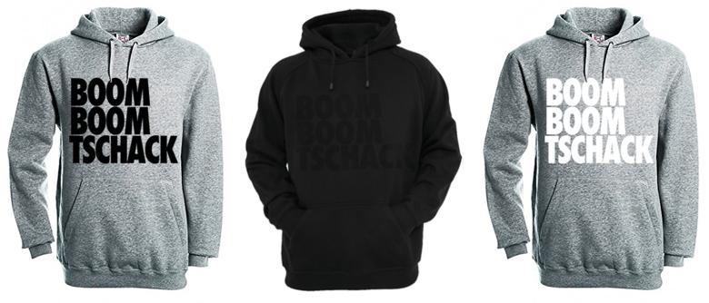 Image of BOOM BOOM TSCHACK Hoodie XS-XL