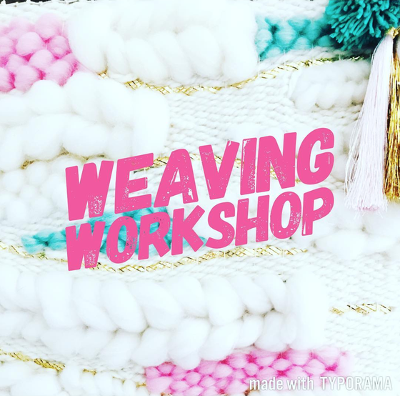 Image of Weaving Workshop