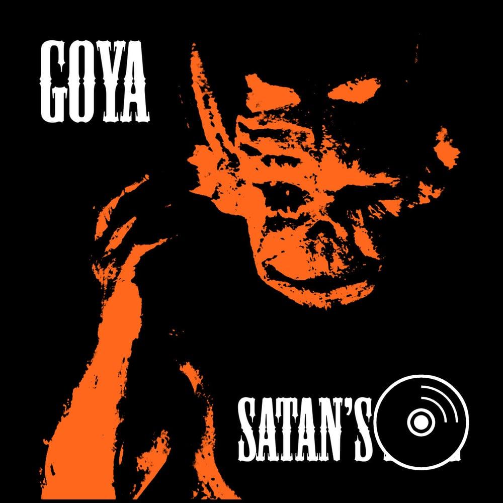 """Image of OPR002 - Goya - Satan's Fire 12"""""""