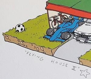 Image of FLYING HOUSE II