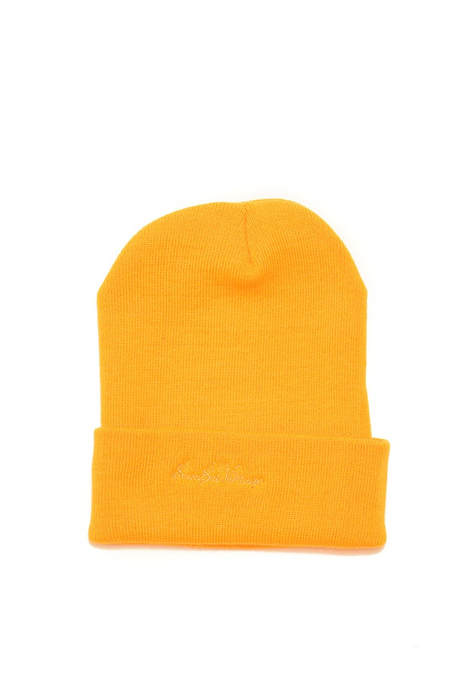 Image of AMERICA??? - Beanie (Gold)