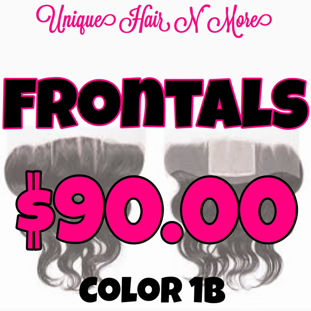 Image of $90 Lace Frontal- 8A