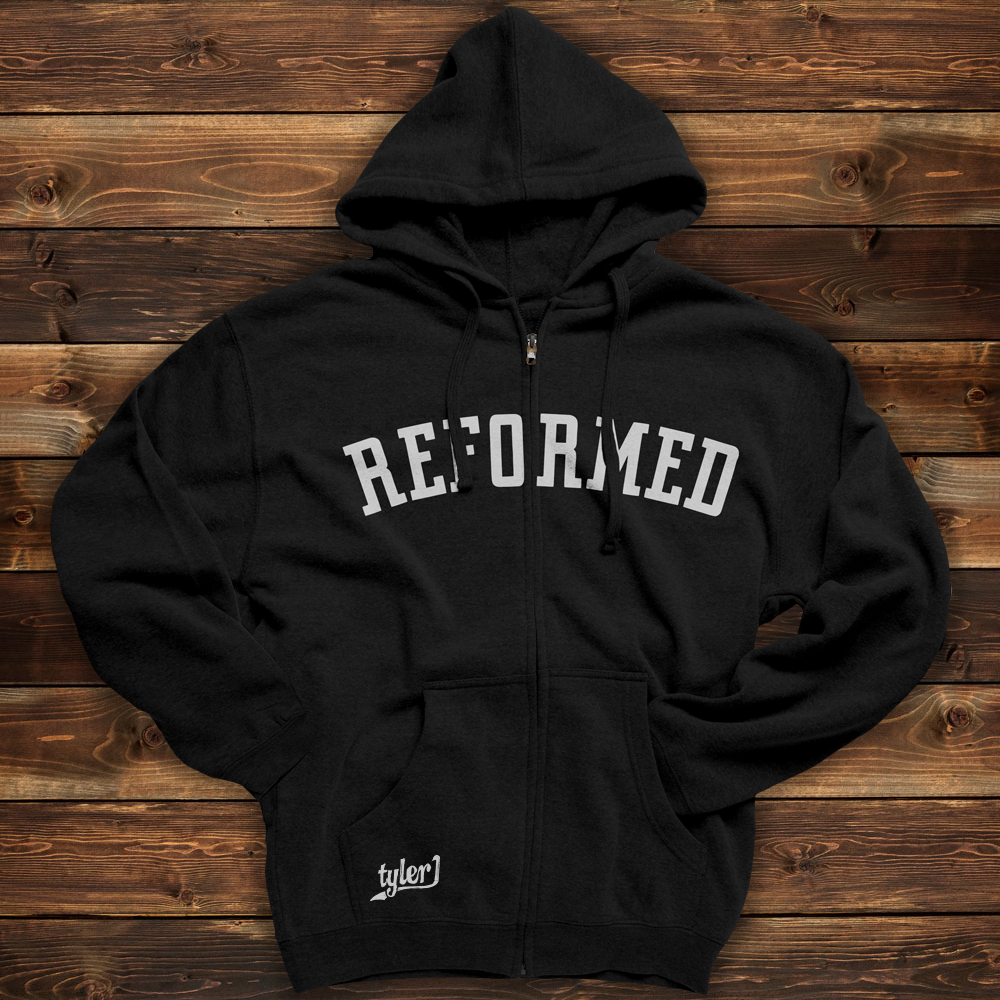 Image of Reformed Zip-Up