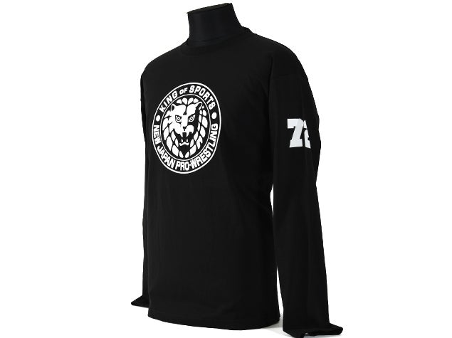 Image of NJPW '72 Long Sleeve t-shirt