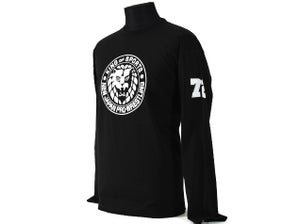 Image of NJPW '72 Long Sleeve t-shirt