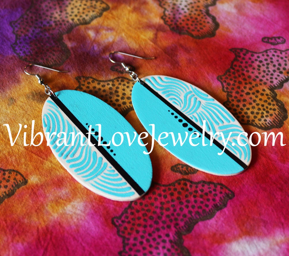 "Image of ""Sky High"" Earrings!"