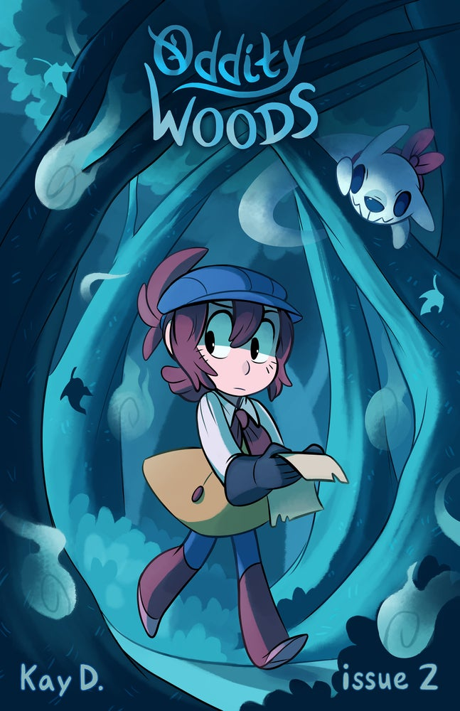 Image of Oddity Woods Issue 2