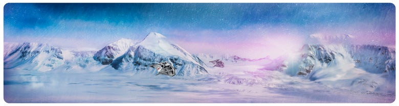 Image of Daybreak on Hoth