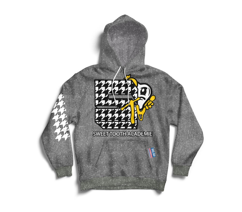Image of STA TV HEATHER GREY HOODY