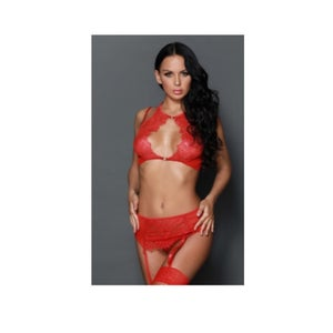 Image of Devils Red 3Pcs. Set