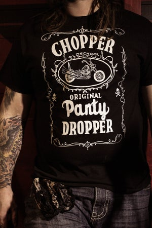Image of The Panty Dropper t-shirt