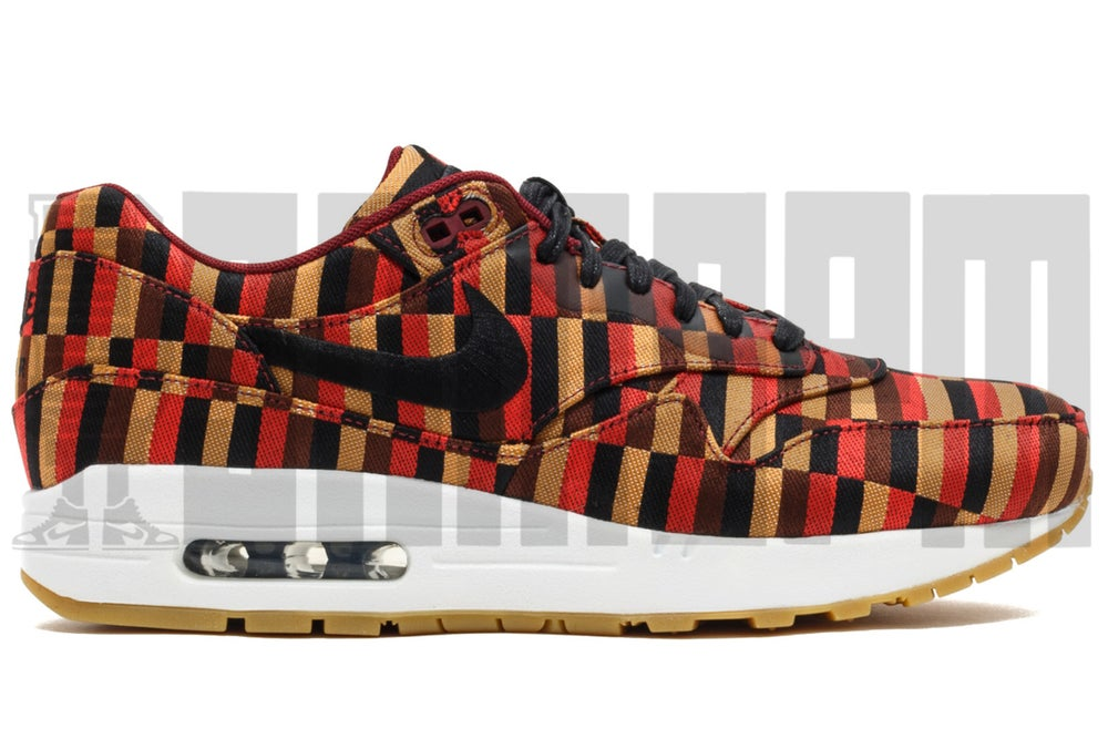 "Image of AIR MAX 1 WOVEN SP ""JACQUARD"""