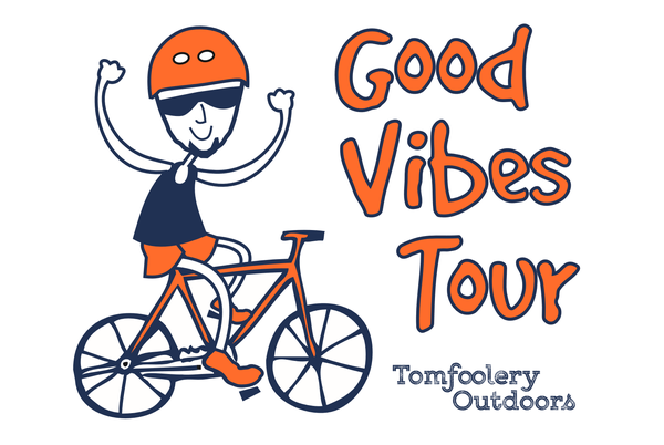 Image of Tomfoolery Good Vibes Tour Virtual Support Crew