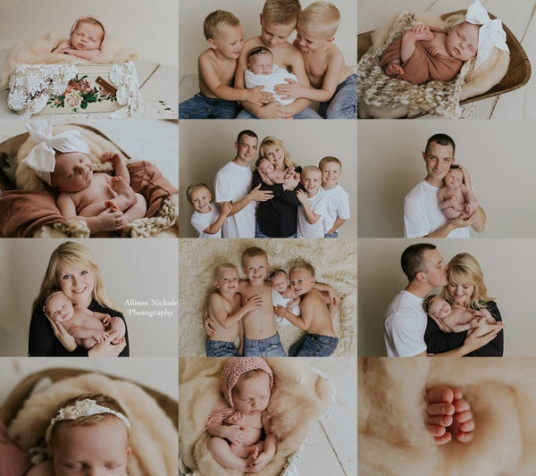 Image of 2018 Newborn Session