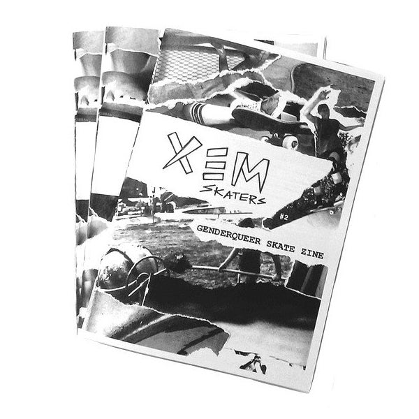 Image of Catch Up Pack! Xem Skaters #1, #2 and #3