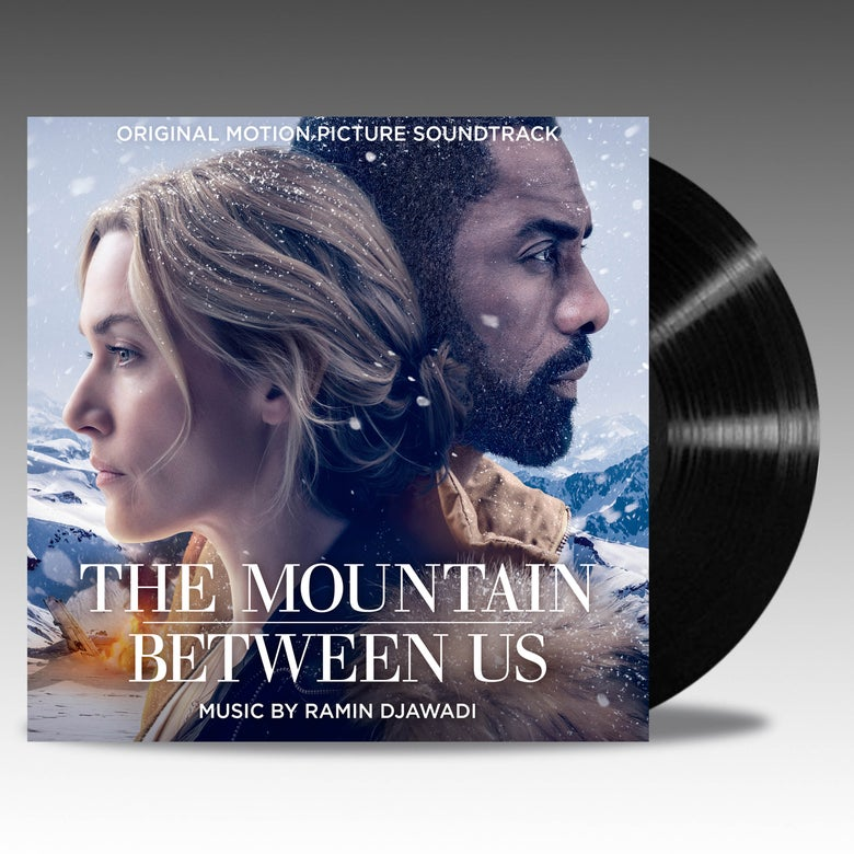 Image of The Mountain Between Us (Original Motion Picture Soundtrack) 2 x LP 'Black Vinyl' - Ramin Djawadi