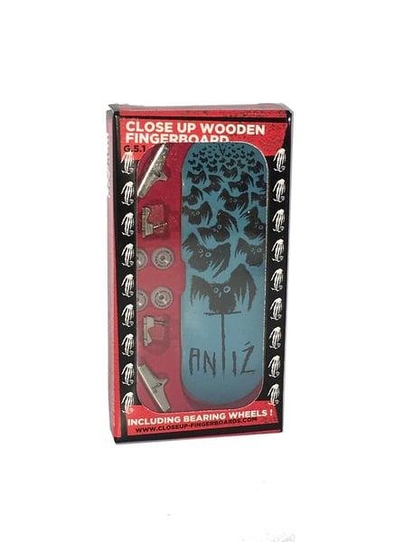 Image of Close Up Fingerboard G5.1 Complete Antiz Owls