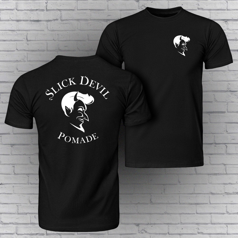 Image of Slick Devil Black Rocker Tee *Free US Shipping*