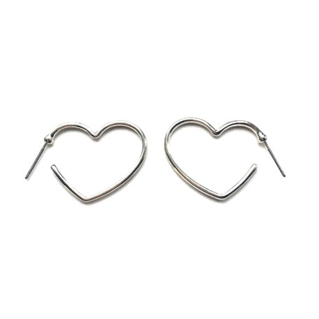Image of Heart Hoops