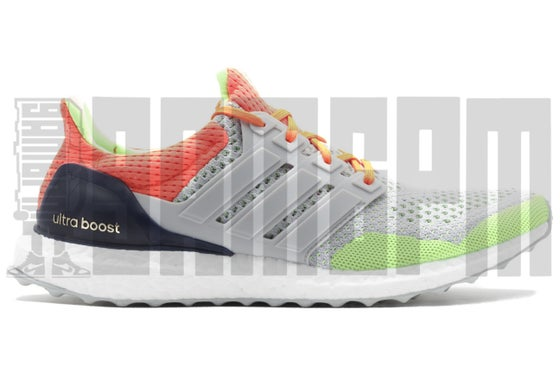 "Image of Adidas ULTRA BOOST KOLOR ""GREY"""