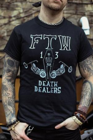 Image of FTW Death Dealers Black t-shirt