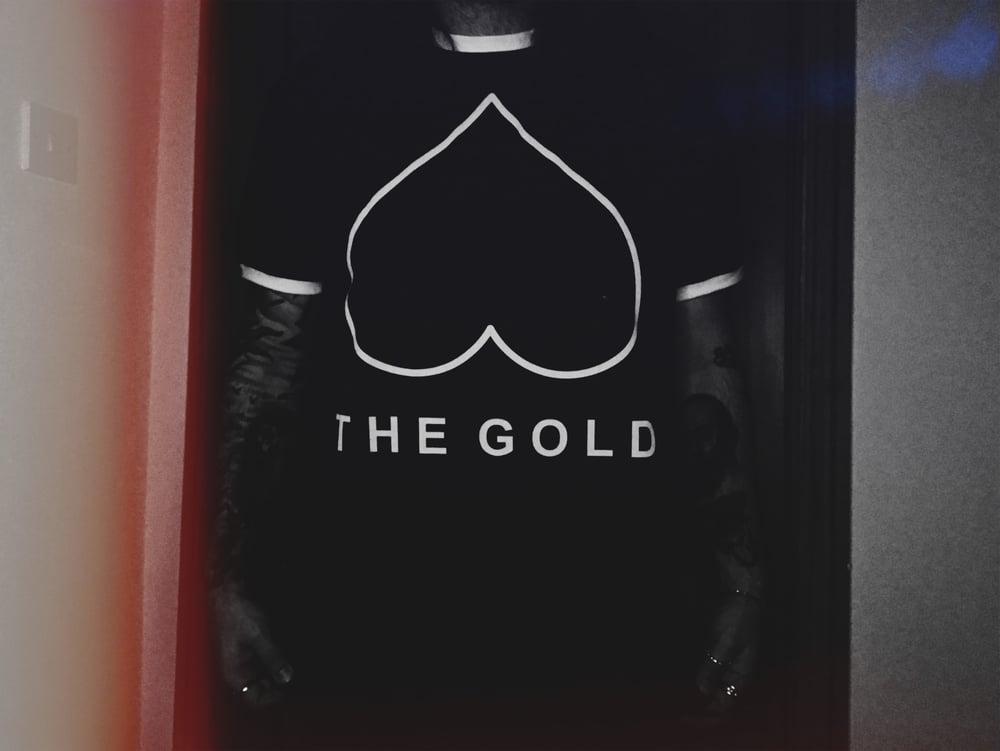 Image of THE GOLD LOGO RINGER