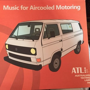 Image of Australian Testing Labs Inc.- Music For Aircooled Motoring UK LP Ltd to 300