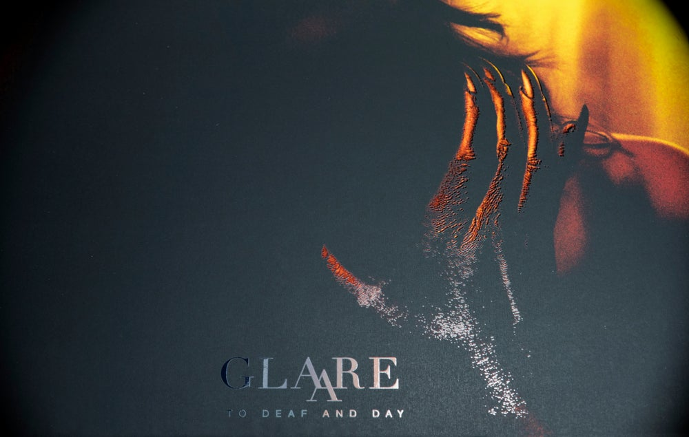 GLAARE - To Deaf and Day  [vinyl lp]