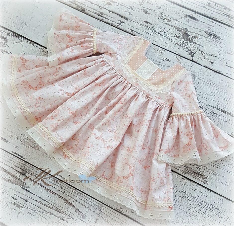 Image of Sweet Roses Nora Tunic / Dress