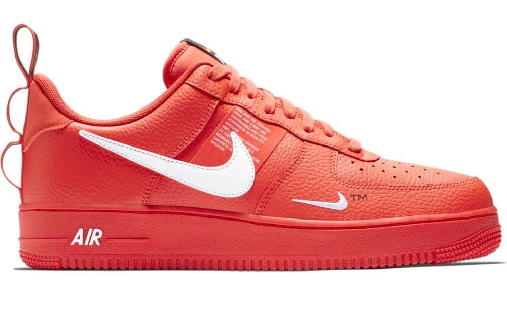 "Nike Air Force 1 Low Utility ""Team Orange"""
