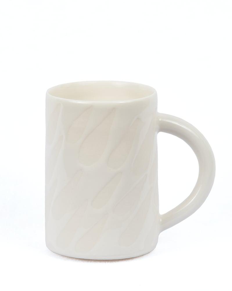 Image of Porcelain Drops Mug 12oz