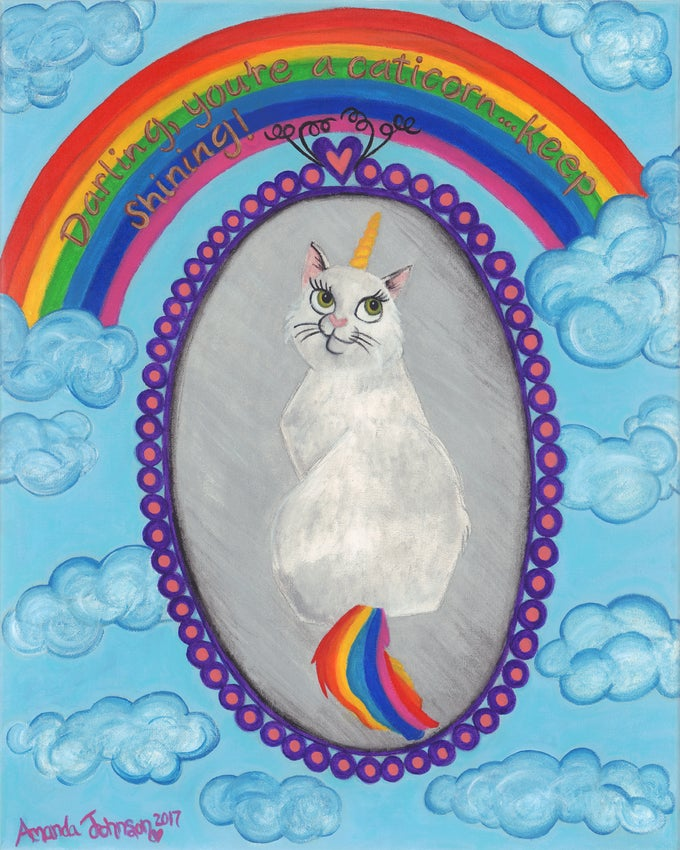 Image of Caticorn
