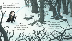 Image of The Winds of Winter - Picture Book