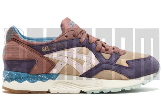 "Image of Asics GEL-LYTE V ""OFFSPRING DESERT"""