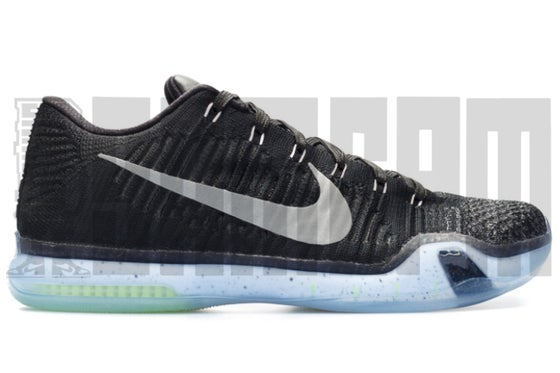 "Image of Nike KOBE X ELITE LOW PRM ""HTM MAMBA ARROWHEAD"""