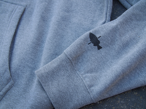 Image of Standard Hood (GUNMETAL HEATHER)