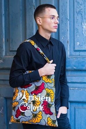 Image of Tote Bag Fleurs de mariage Parisien Coloré 20% OFF