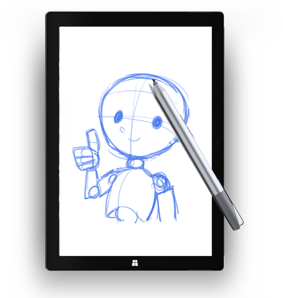 Image of Draw me something! (Digital)