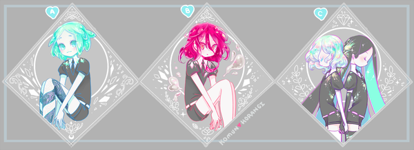 Image of Houseki No Kuni 3.5in Charms