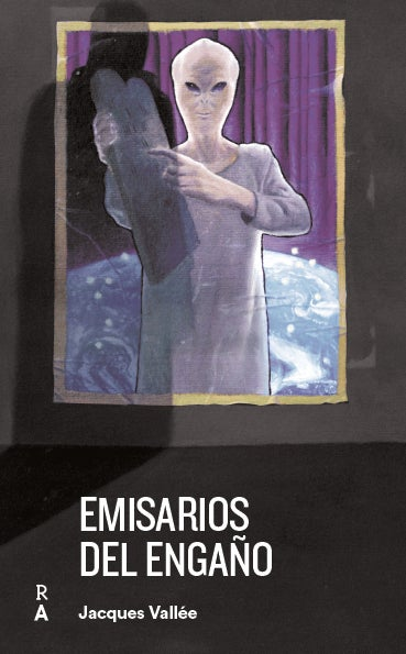"""Imagen de Libro """"Emisarios del Engaño"""""""