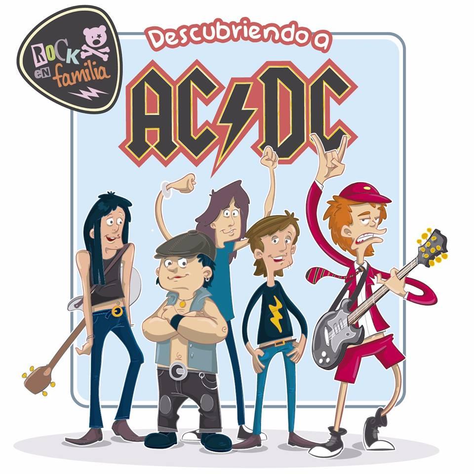 Image of LIBRO - Descubriendo a AC/DC