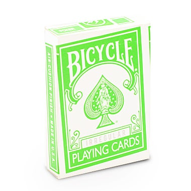 "Image of ""FRAGMENT DESIGN"" BICYCLE PLAYING CARD IRREGULAR"