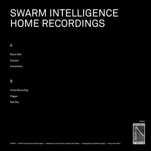Image of [IOD016] Swarm Intelligence - Home Recordings 12""