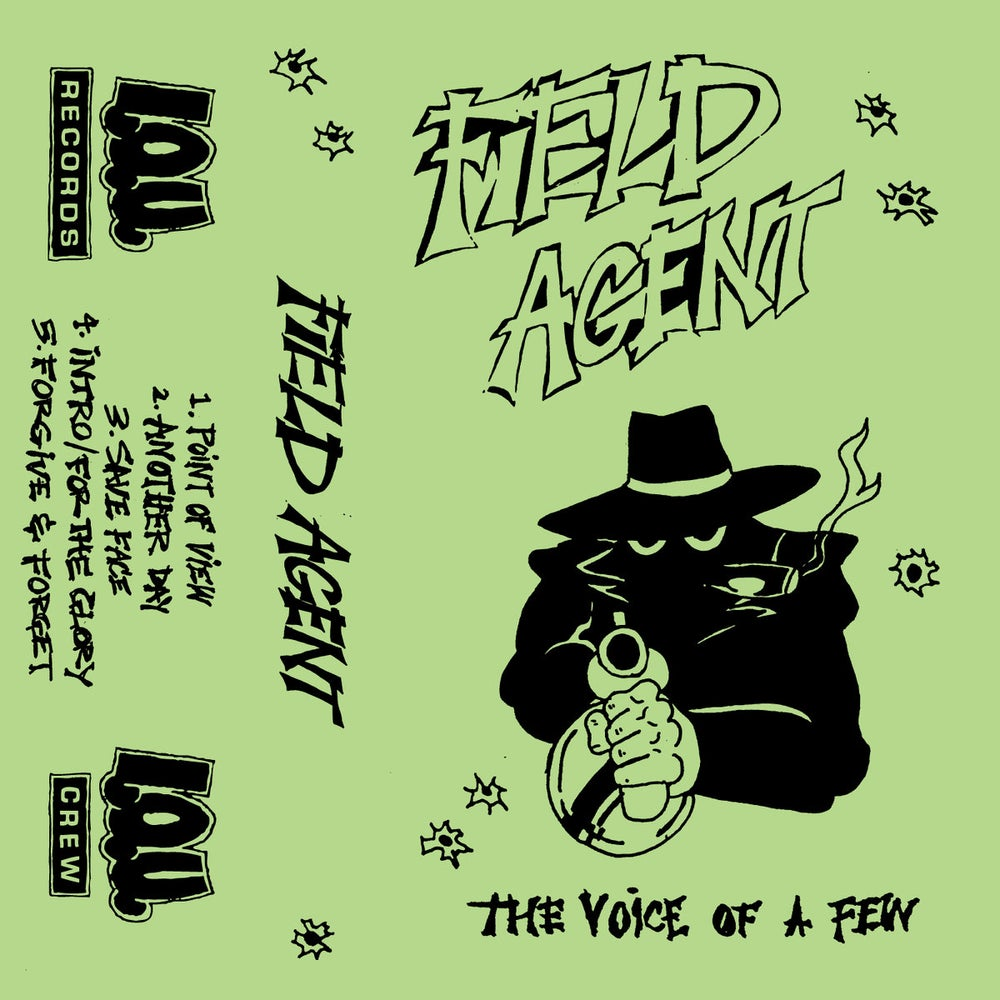 """Image of IOU #2 - Field Agent """"The Voice of a Few"""" Tape"""