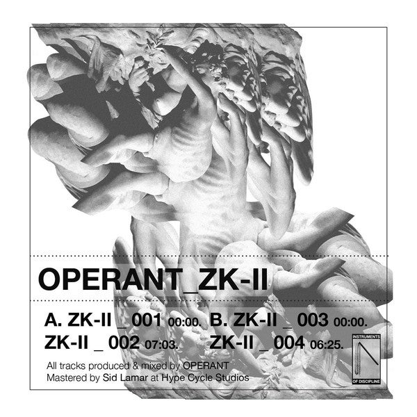 Image of [IOD011] Operant - ZK-II Tape